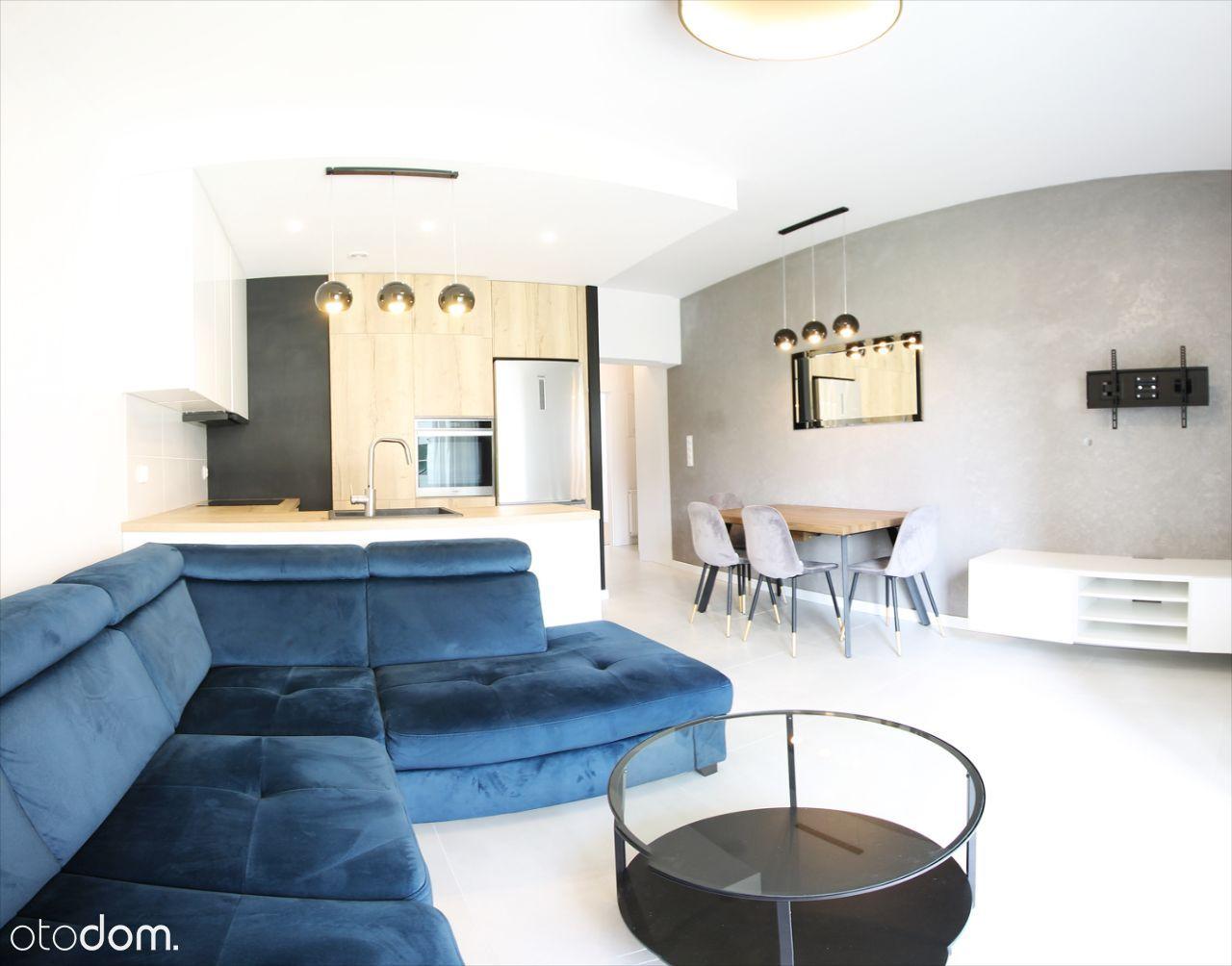 Słoneczny Dwustronny Apartament 52,5 m2