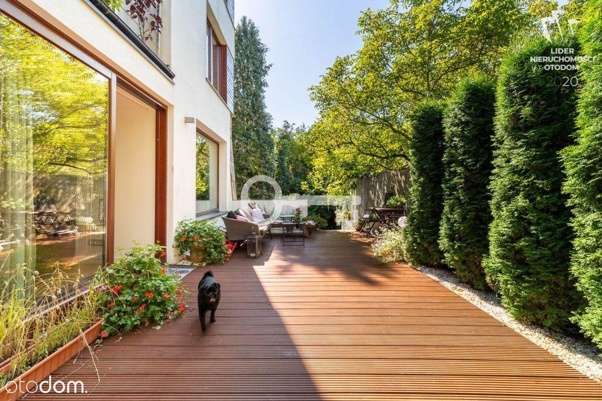 Przepiękny dom z ogrodem na Starym Mokotowie