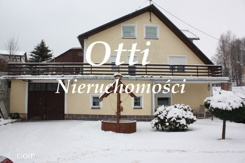 3 mieszkania w jednym domu w Wojcieszycach