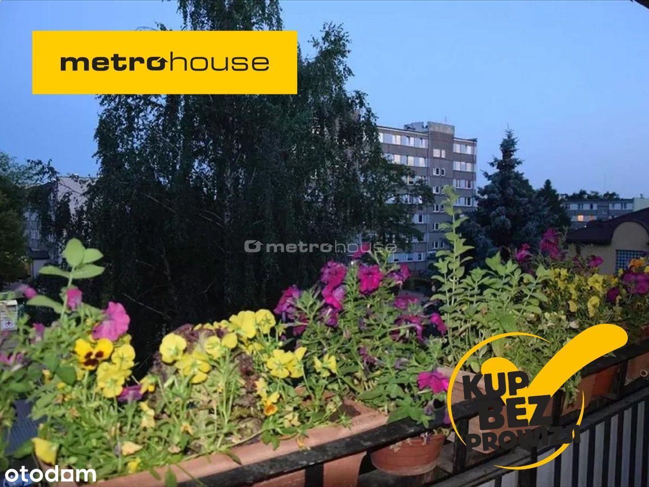Mieszkanie w centrum Grodziska Maz z balkonem