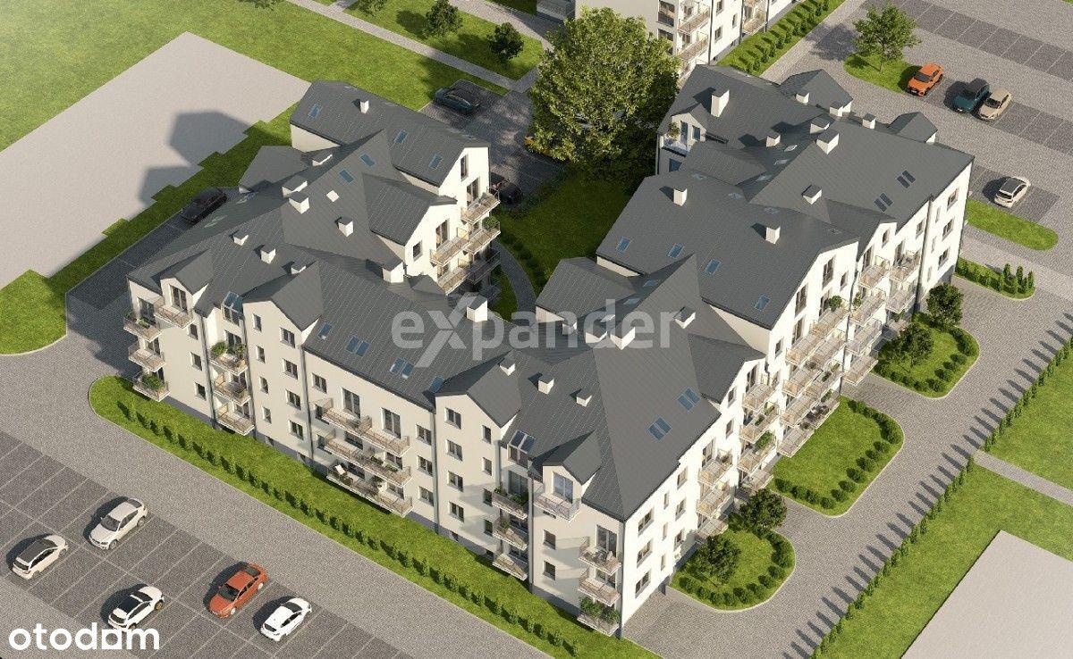 Funkcjonalne mieszkanie 2 poziomowe
