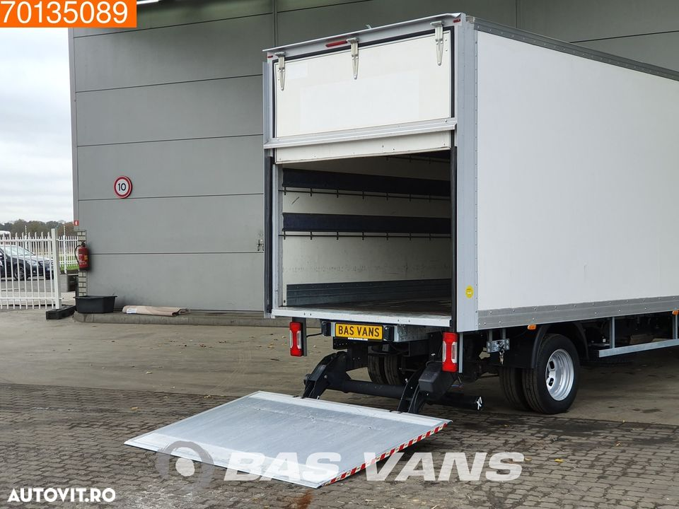 Iveco Daily 35C16 Automaat Dubbellucht Airco Laadklep Bakwagen Airco Cruise control - 2