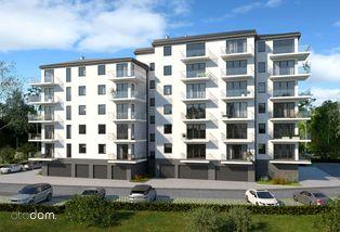 Apartament 47,37mkw 3 pokoje z tarasem