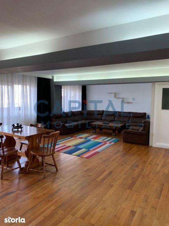 Vanzare apartament 5 camere, Manastur