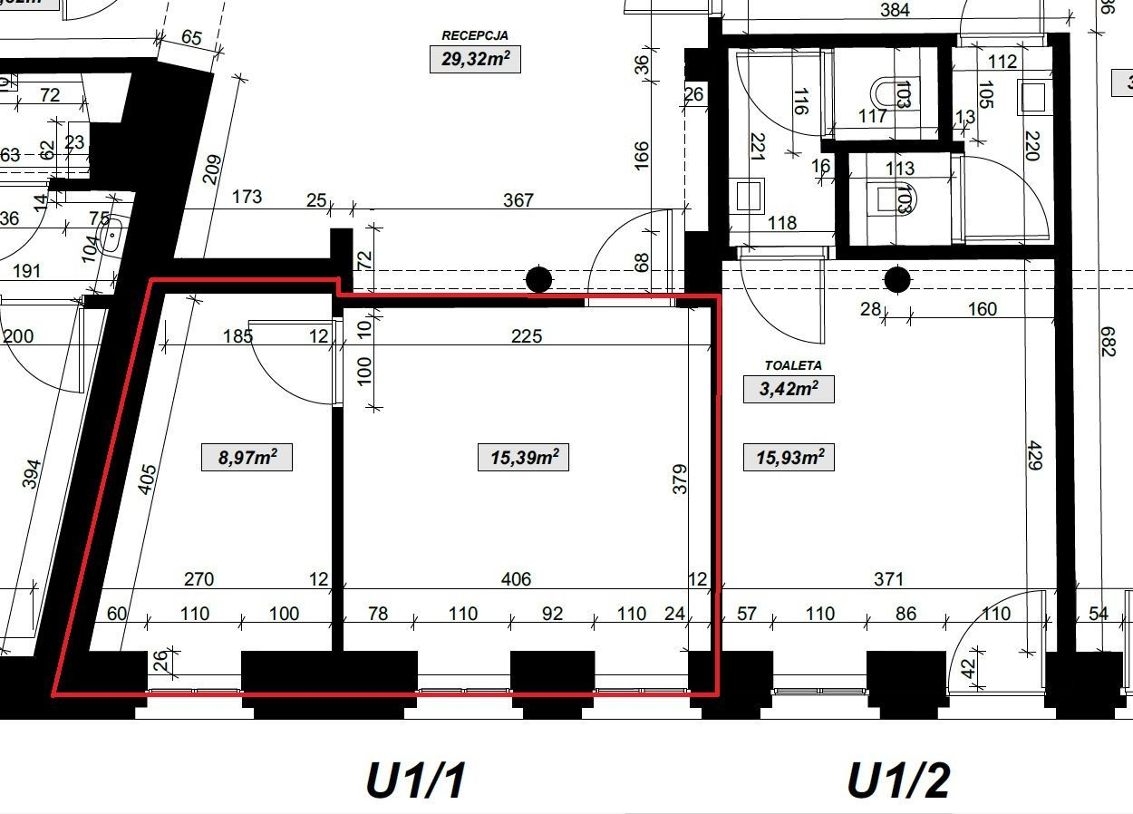Biuro - 24,36 m2, Fabryka II ul. Krasińskiego 10
