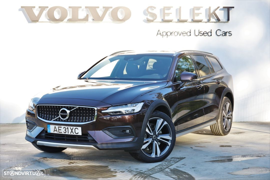 Volvo V60 Cross Country 2.0 B4 Geartronic - 31