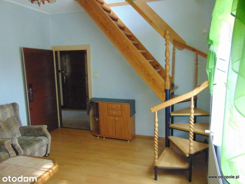 Mieszkanie dwupoziomowe, trzy pokoje Opole Zaodrze