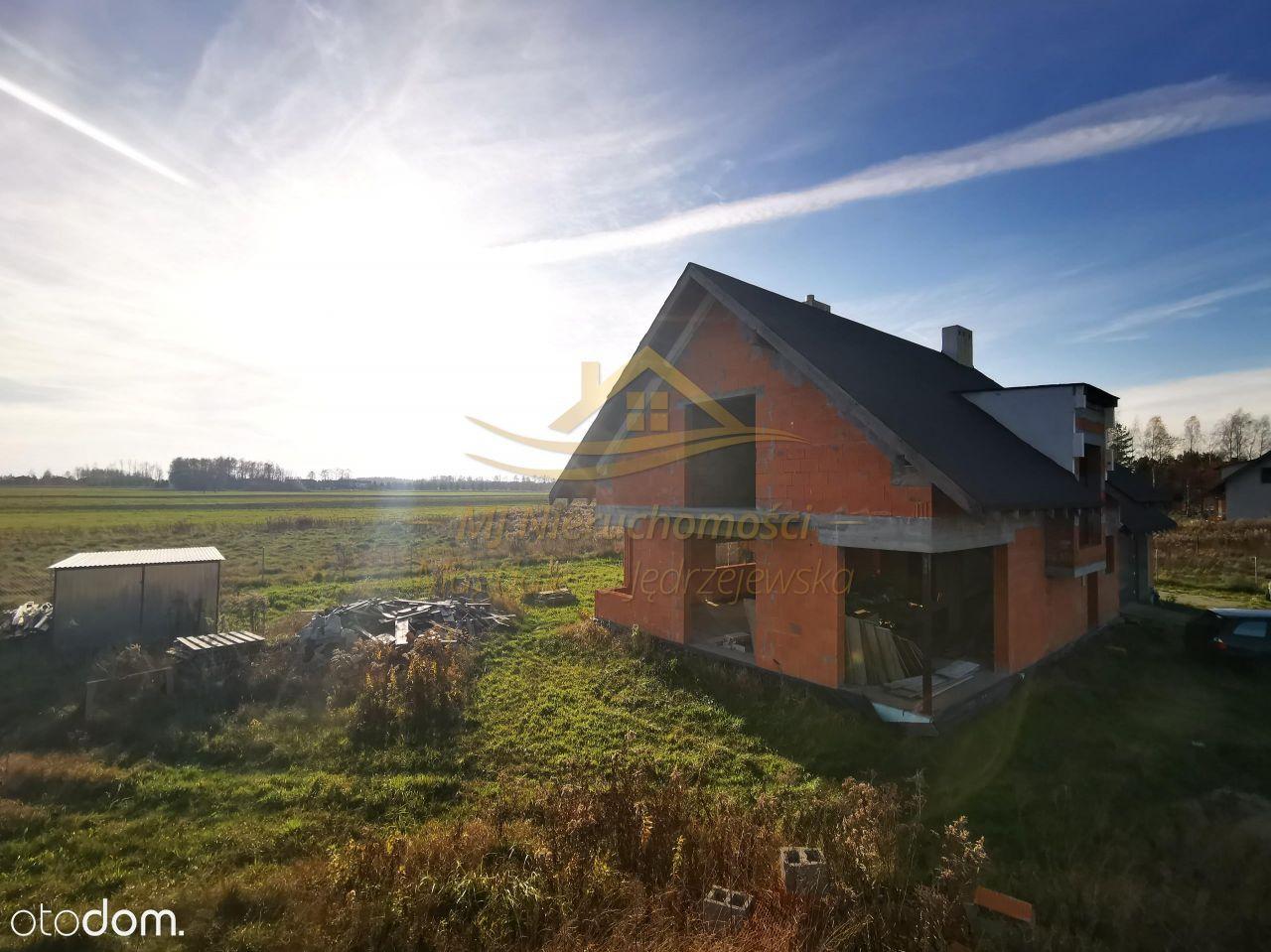 Dom wolnostojący do własnej aranżacji Żelechów