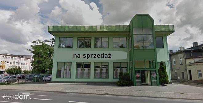 Sprzedam Budynek Handlowy w centrum Miasta