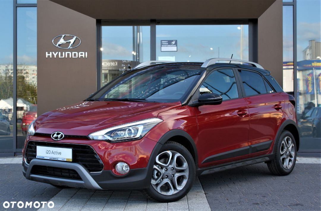 Hyundai i20 1.0 T GDI Active 2T 5MT 100KM + Pakiet Black - 3
