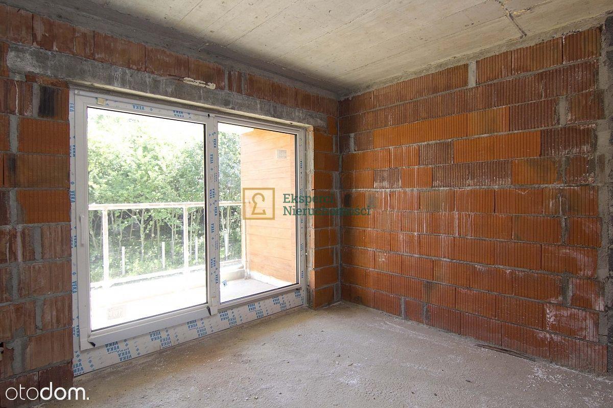 Mieszkanie 59,4m2, 3 pokoje, stan deweloperski