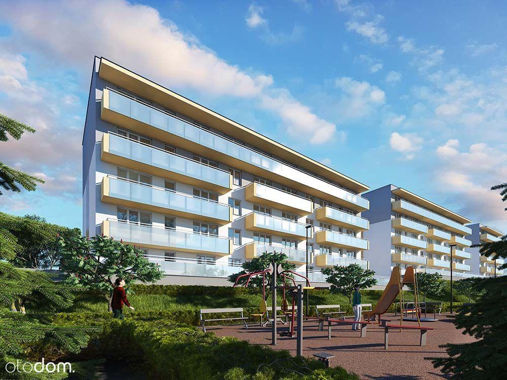 """Nowe Mieszkanie """"Dolina Cisów"""" 3/VIII M14"""