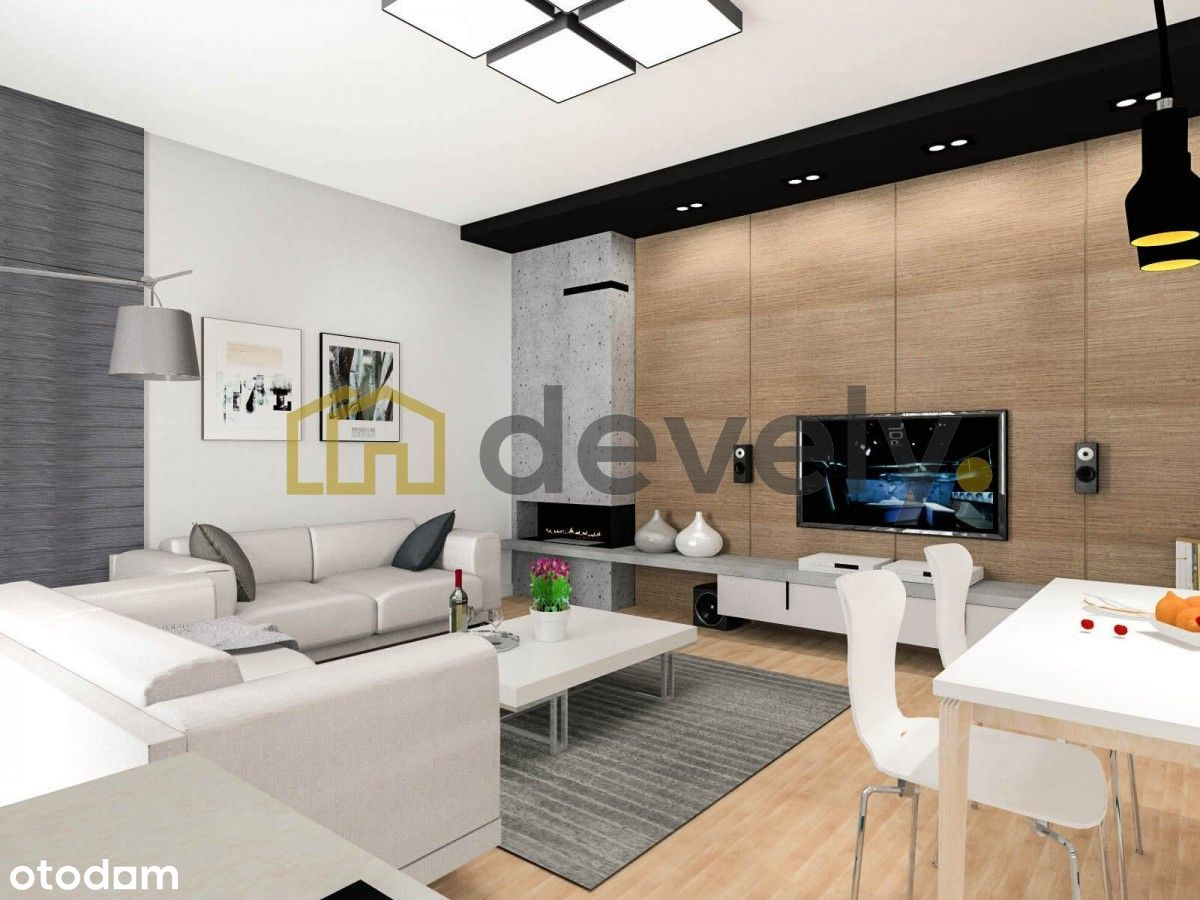 Mieszkanie 63m2 z balkonem - doskonała lokalizacja