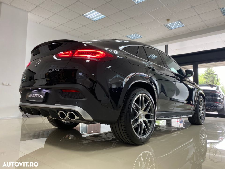 Mercedes-Benz GLE Coupe AMG - 23
