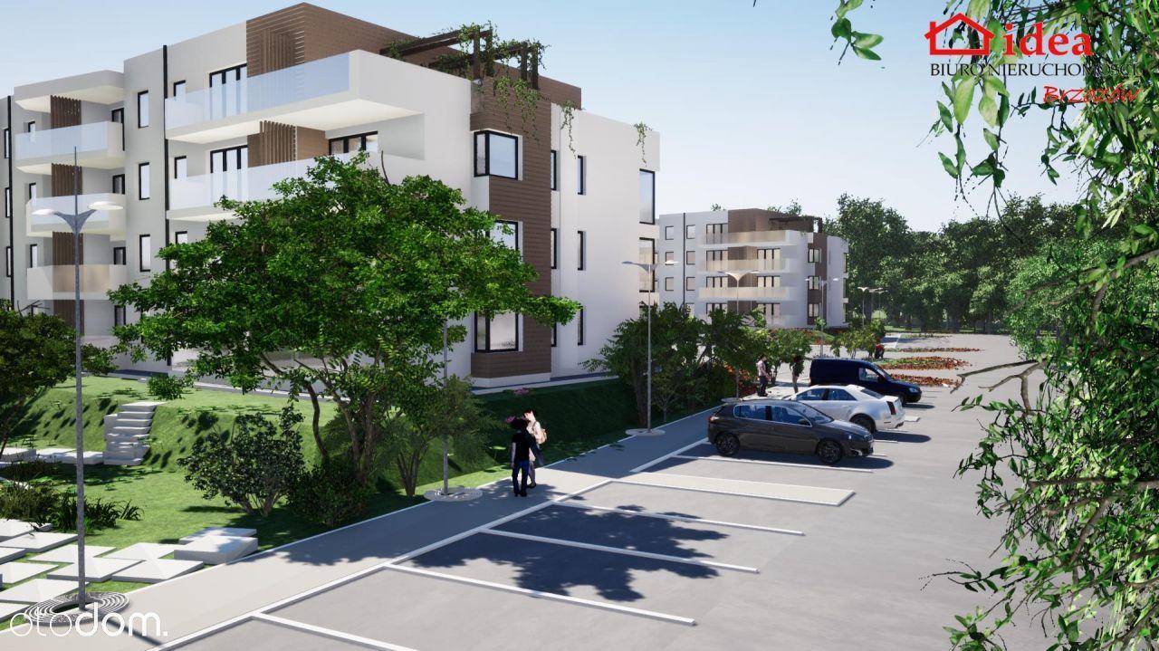 Mieszkanie, 32,91 m², Strzyżów