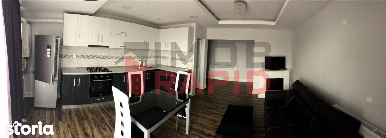 Apartament 3 camere,decomandat,79 mp,etaj 2,zona Logos/Leoni