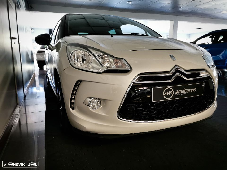 Citroën DS3 1.6 e-HDi Be Chic - 4