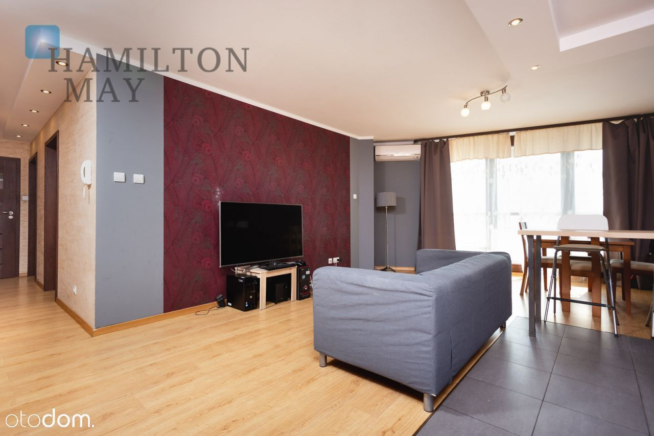 Komfortowy apartament w Tarasach Verona II
