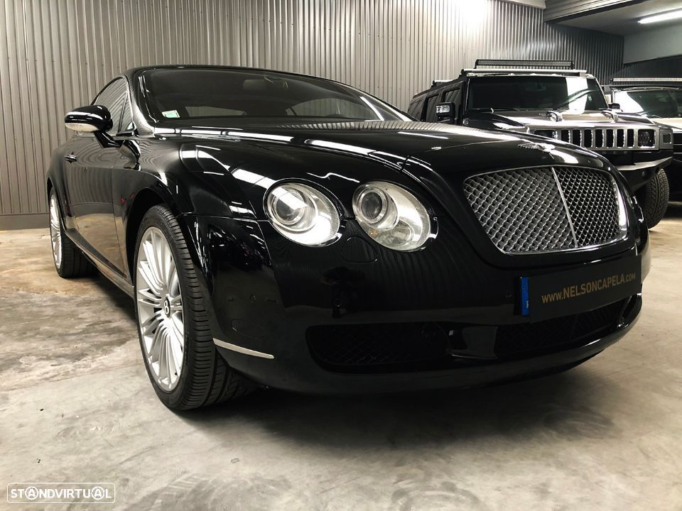 Bentley Continental GT 6.0L W12 - 13