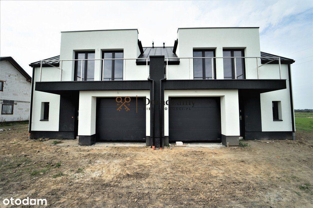Dom w zabudowie bliźniaczej - Budziwój
