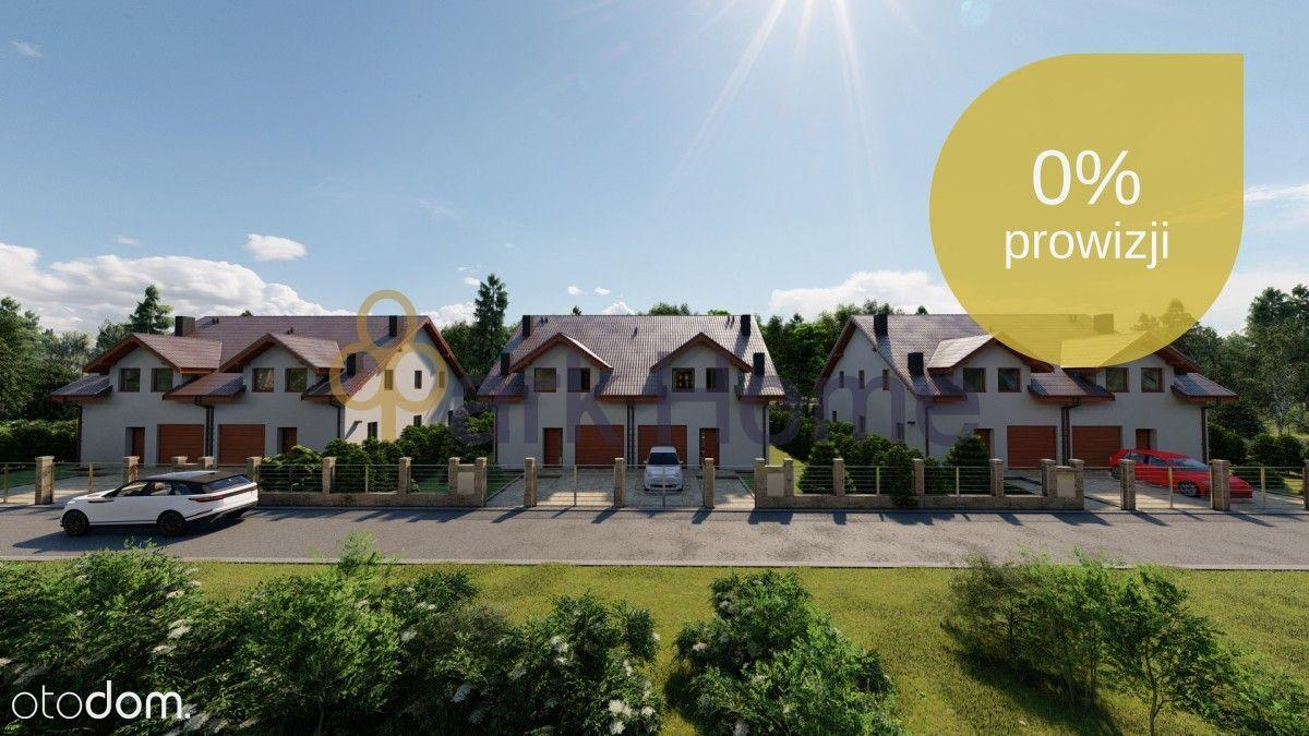 Piękny 5 pokojowy dom w Rydzynie! Świetny projekt!