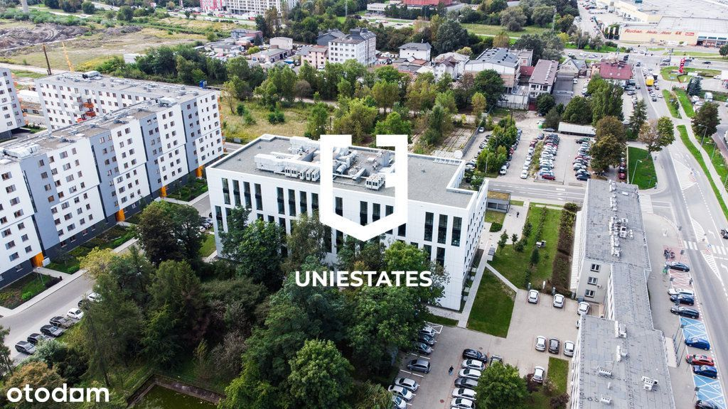5 piętro I Nowoczesny budynek I Parking strzeżony