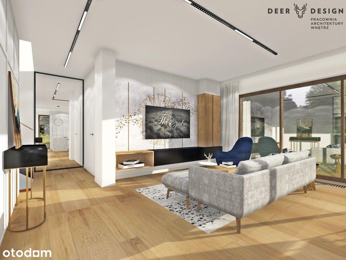 Zielona okolica! Smart Home, Taras