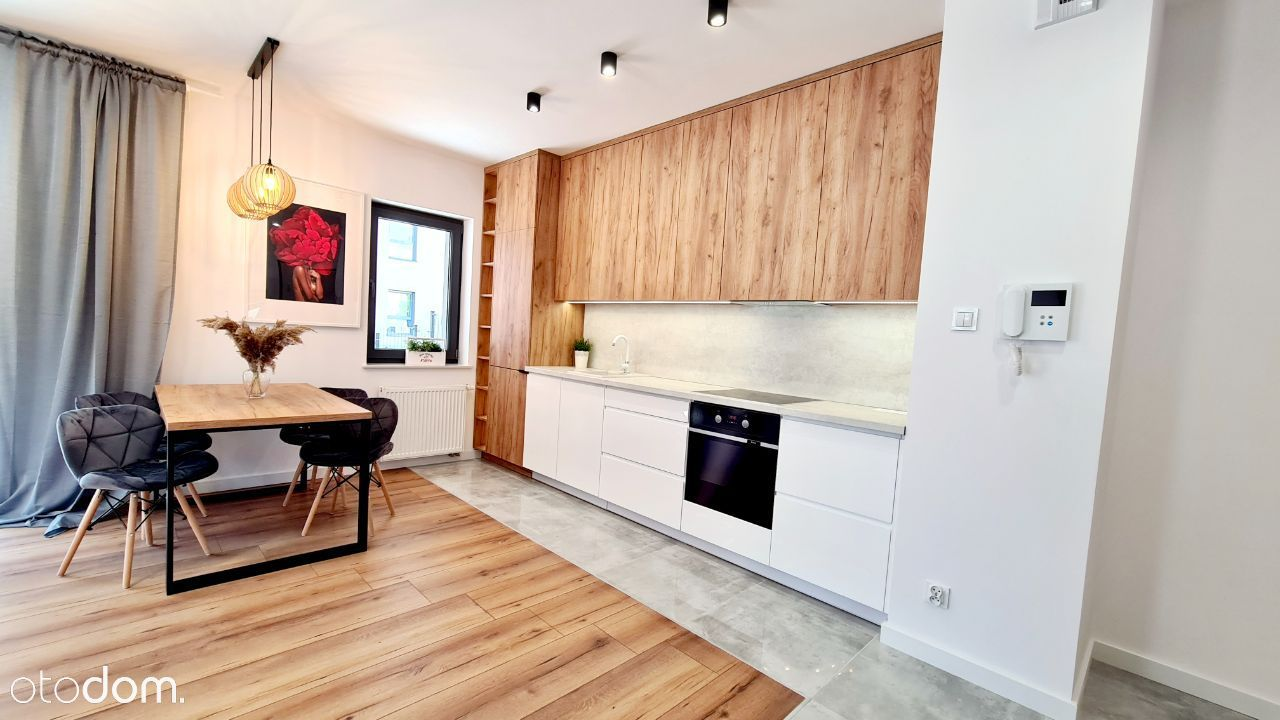 NOWE mieszkanie 2 pokojowe 43m2+ 20m ogródka TORUŃ