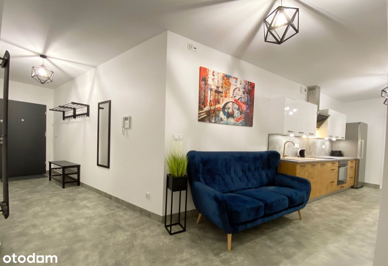 Nowoczesny pokój w nowym apartamentowcu obok UMK