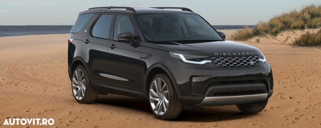 Land Rover Discovery 3.0 - 9