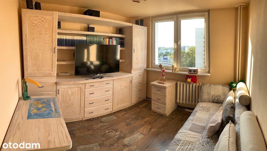 Przytulne mieszkanie 3-pokoje 64 m2