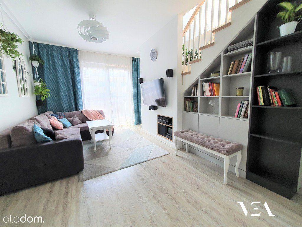 Piękny dwupoziomowy apartament | Metro | Las