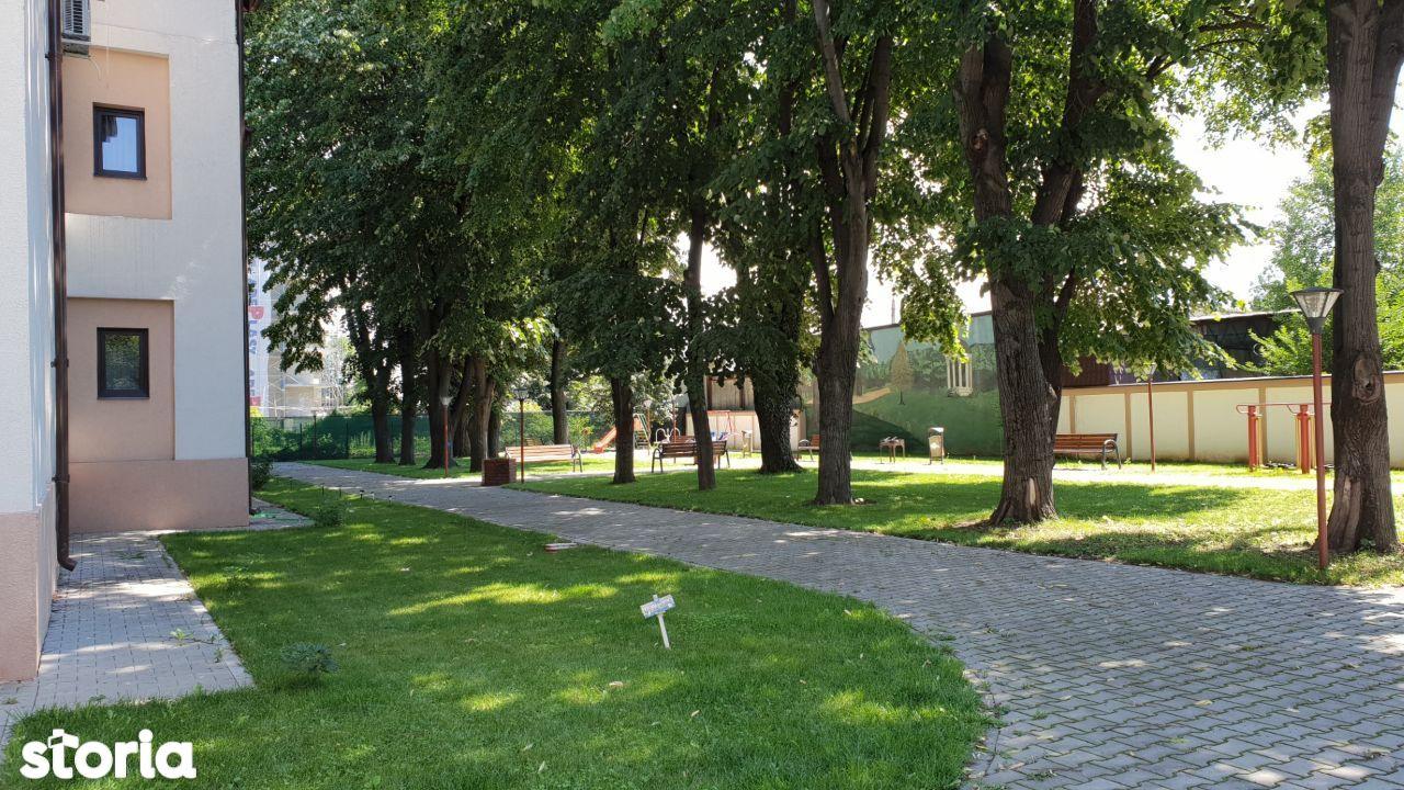 Apartament 3 camere 110mp util, Curte Privata 3110mp, parcare, boxa