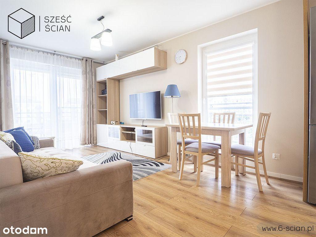 Mieszkanie 3-pok | Balkon | Parking | Komedy