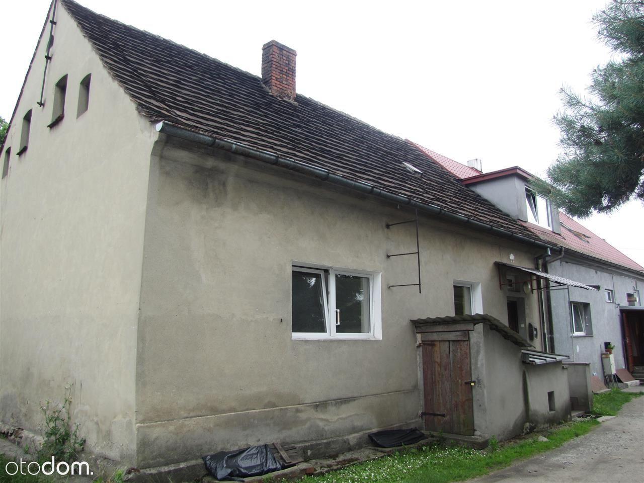 Dom 130mkw Ogród 300mkw Smolec Do remontu 
