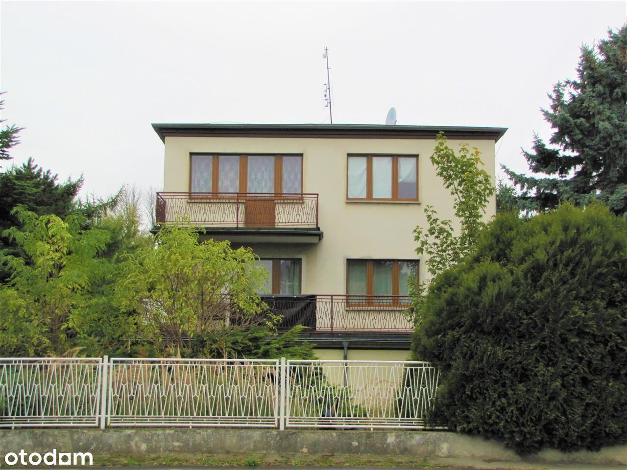 Kąty Wroc|Centrum|duża działka|taras|balkony|garaż
