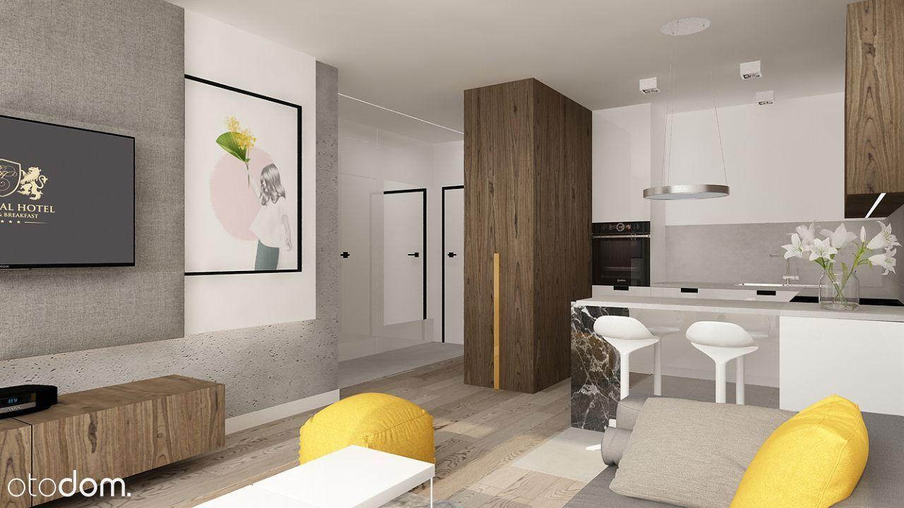 Luksusowe mieszkanie 2-pokojowe