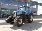 New Holland T8020 - 10