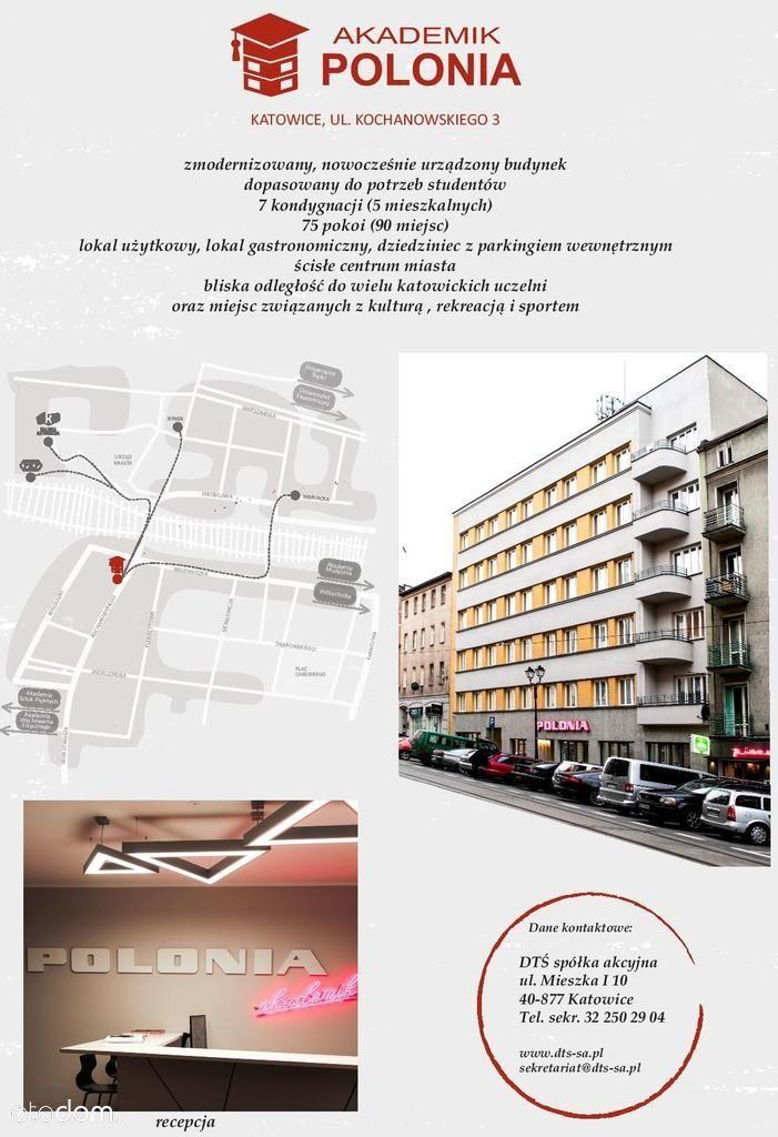 Lokal użytkowy, 1 865,63 m², Katowice