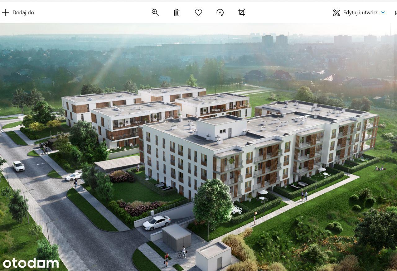 Narcyzowe Wzgórza I praktyczny apartament W.5.02