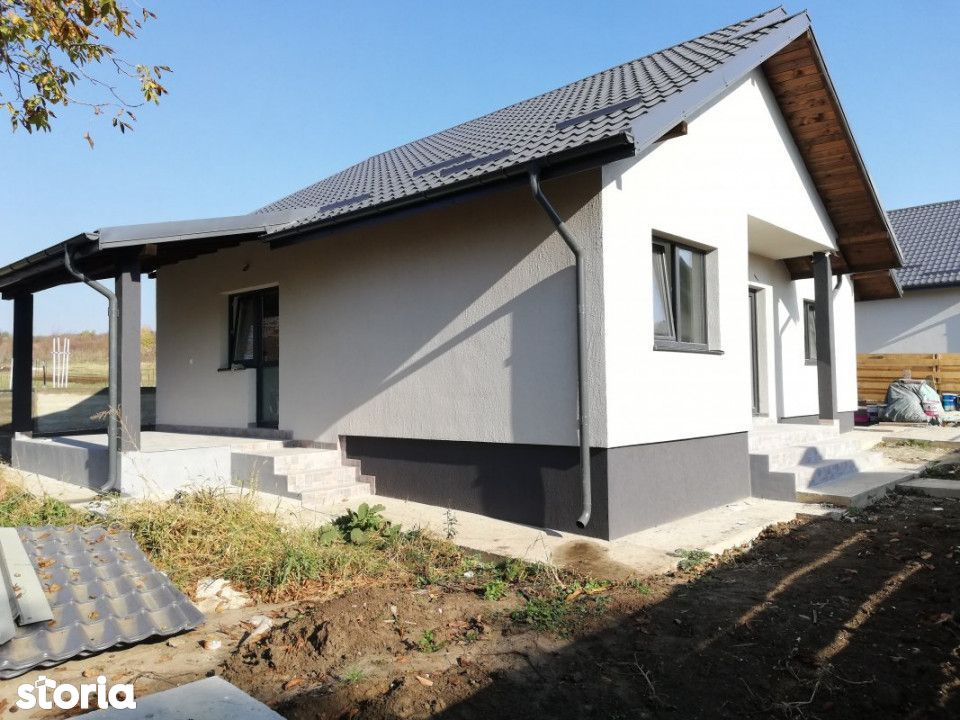 Casa individuala in zona Horpaz- Miroslava