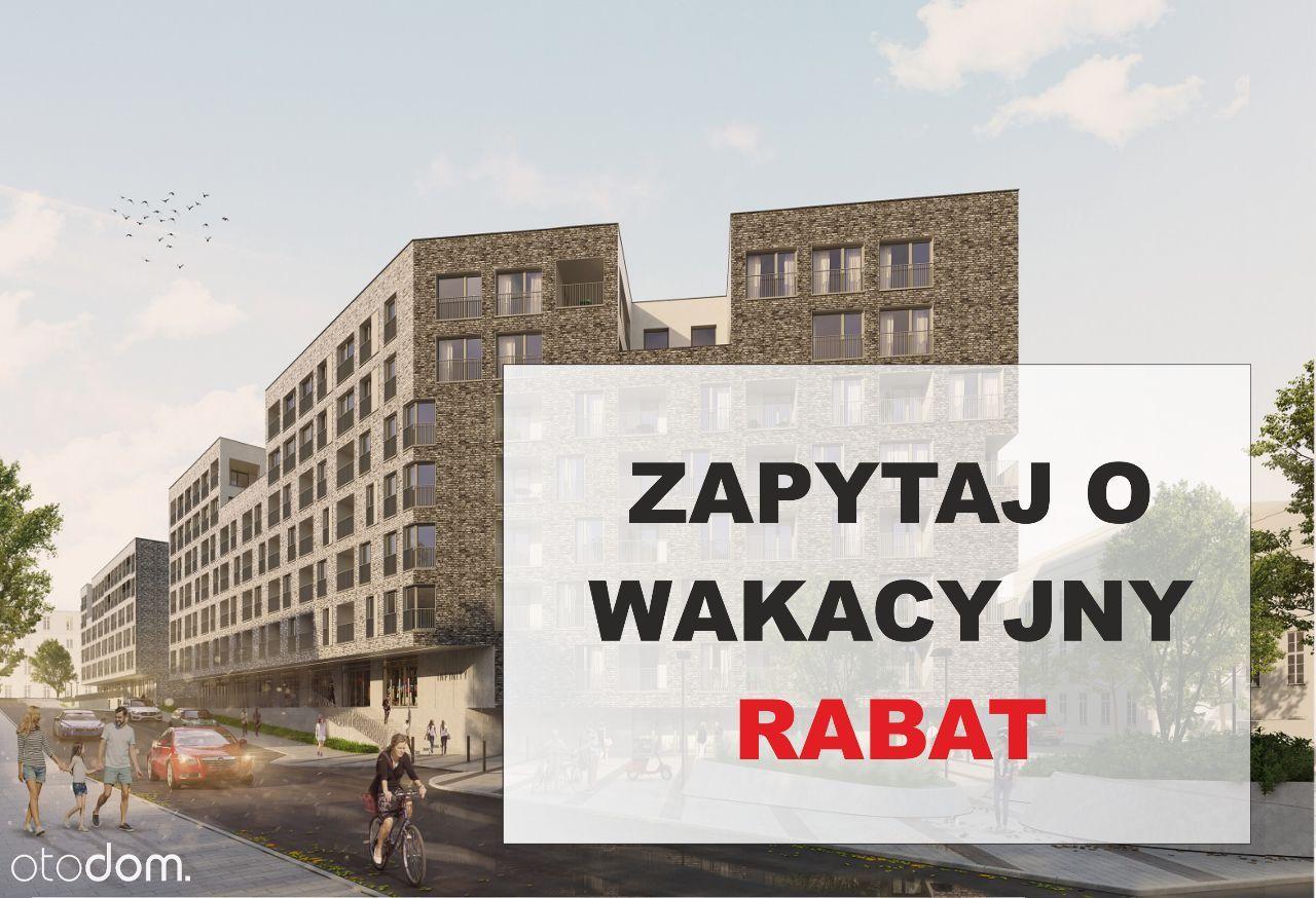 Małe 2 pokoje 38 m2 - centrum Katowic - M63A