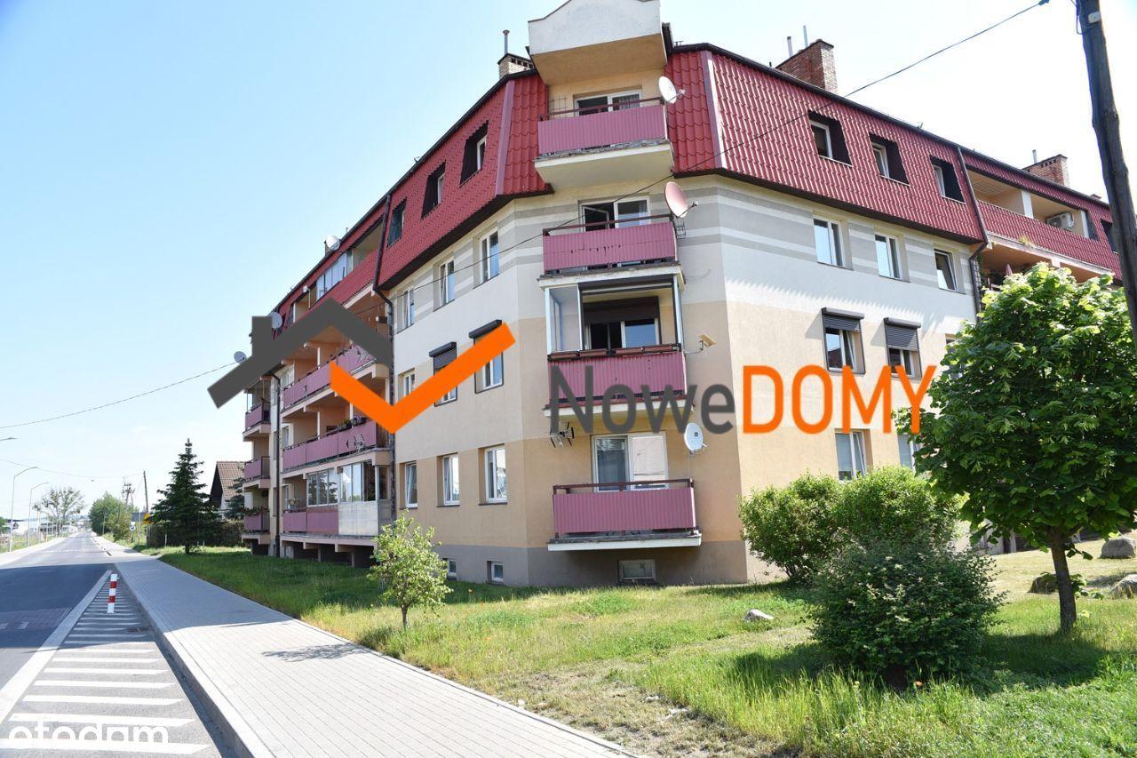 Mieszkanie 59,73m2 na Mierzynie
