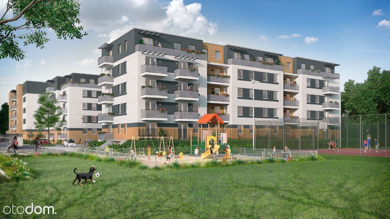 Osiedle Kanada etap premium/ Nowe mieszkanie