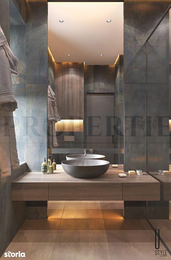 2 Camere Luxury, peste 62 mp utili, Balcon 26 mp, Complex de Lux
