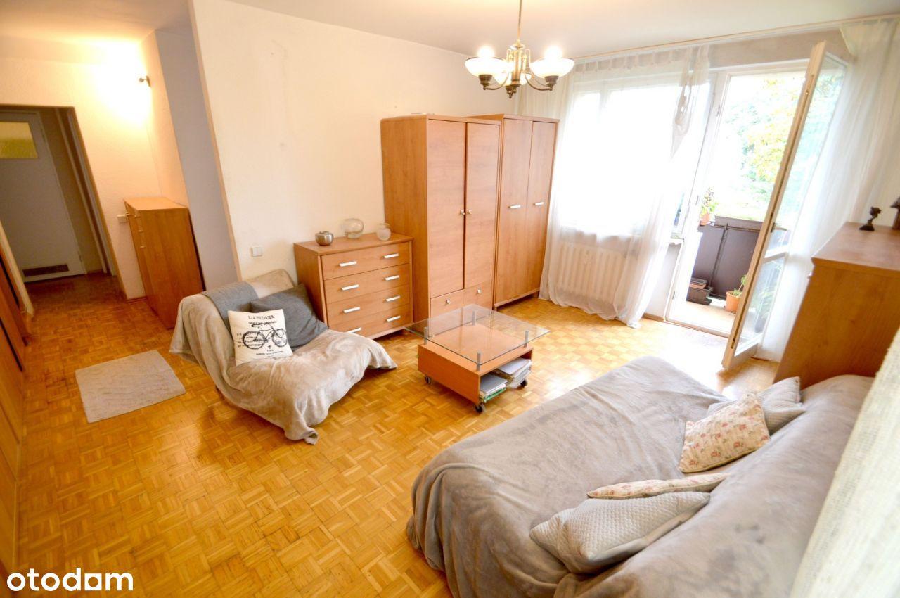 Świetne mieszkanie 2 pokoje w niskim budynku Pasie