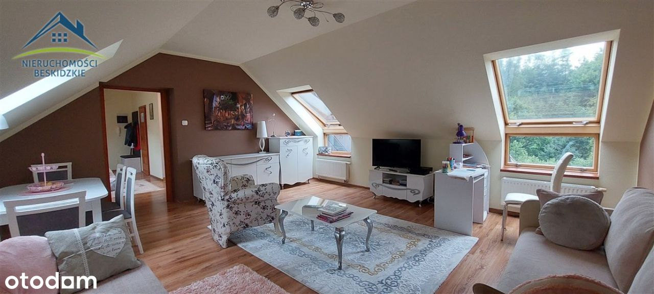 Mieszkanie, 59,25 m², Wisła