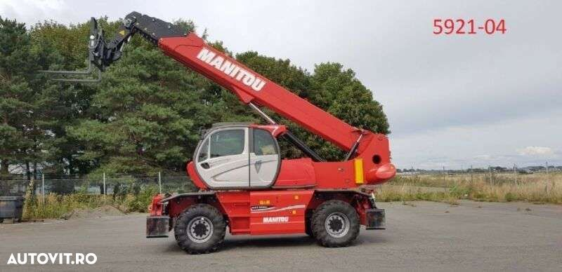 Manitou Mrt 3050 Stage 4 - 2