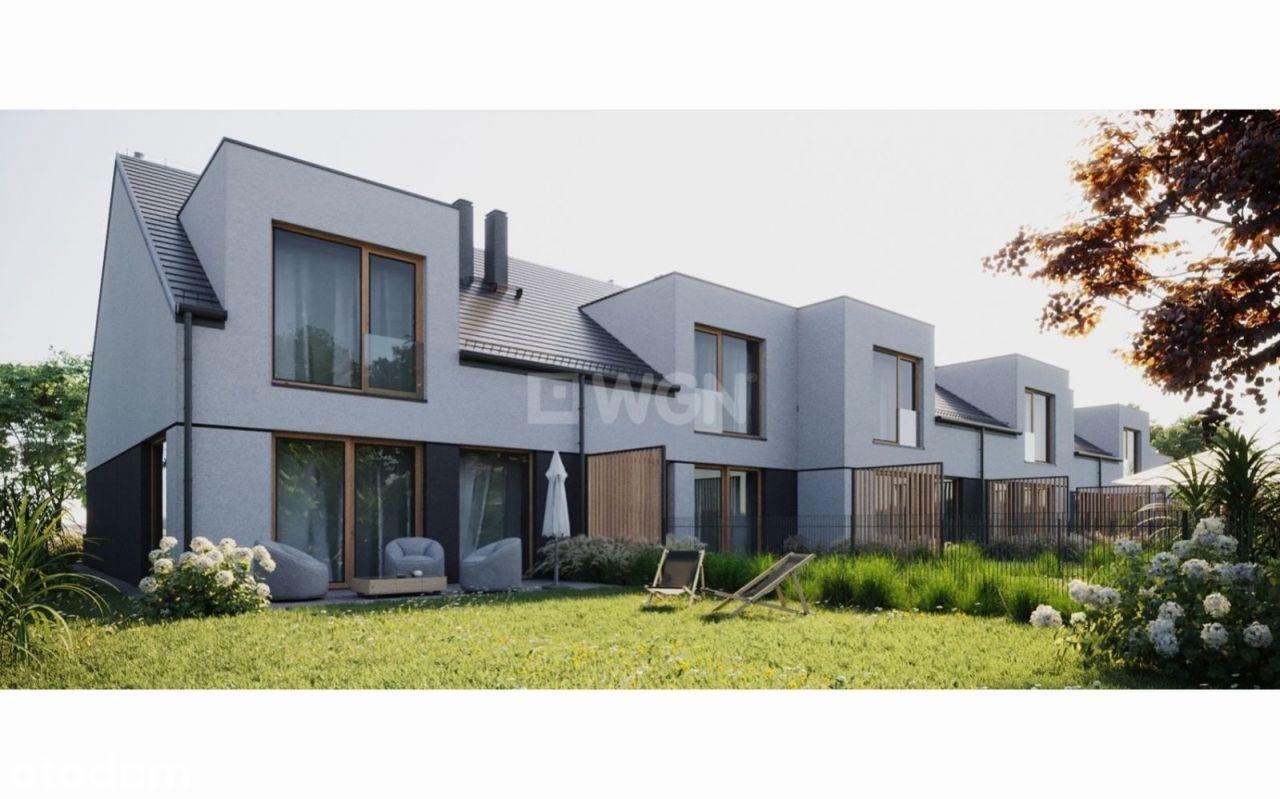 Dom, 133,42 m², Olecko