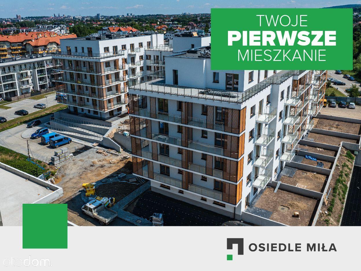 Twoje pierwsze mieszkanie - duży balkon - sprawdź!